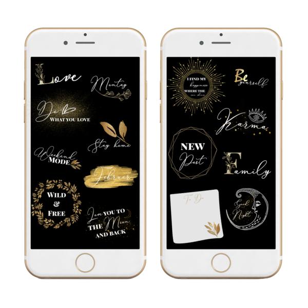 Handys-Story-Sticker-Gold-1